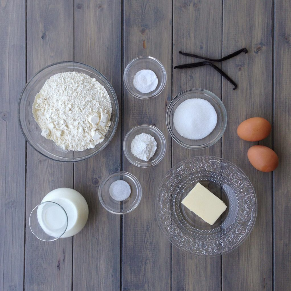 American_Pancakes _ingredienti