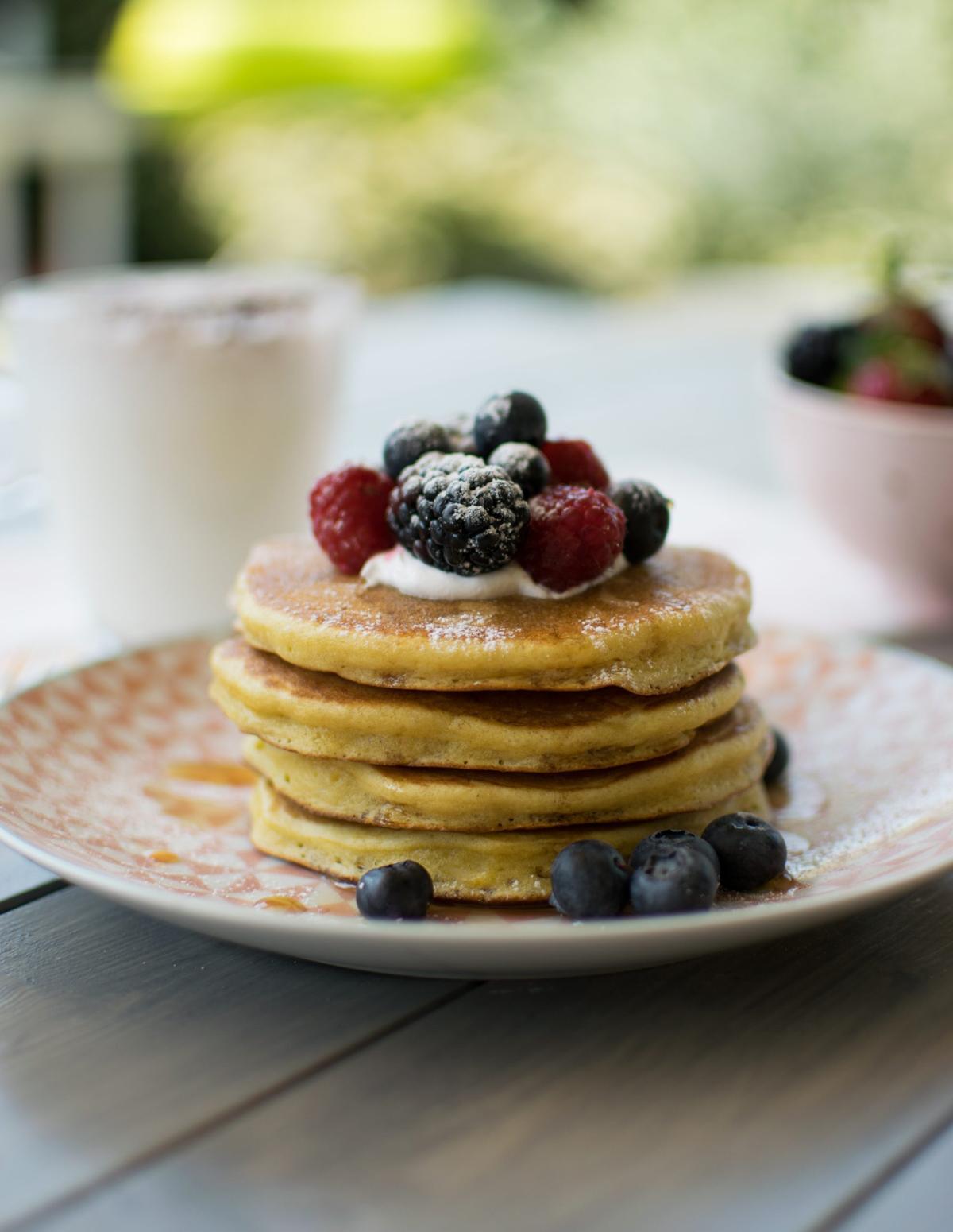 American_Pancakes_ricetta
