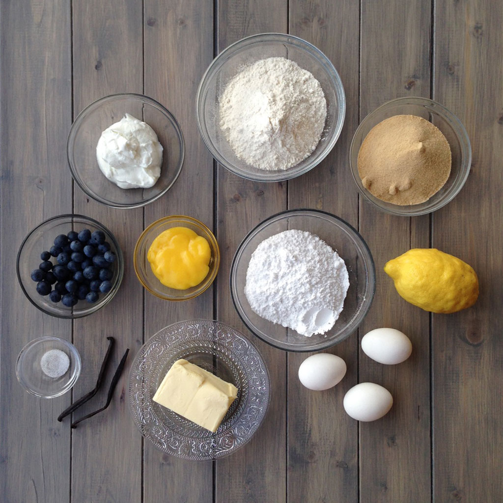 plum-cake_mirtilli_yogurt_greco_ingredienti