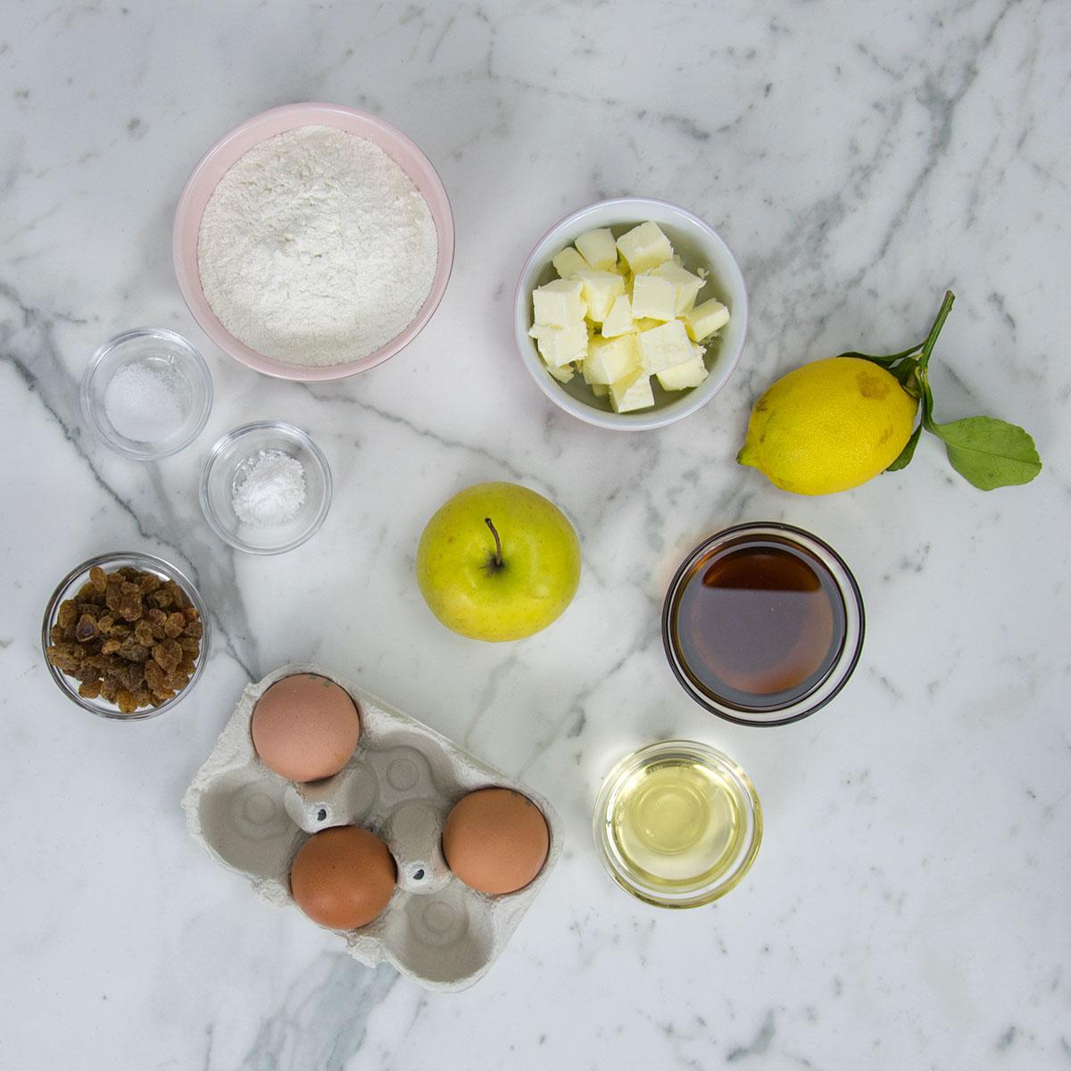 tortelli_uvetta_mela_ingredienti