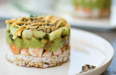 spicy_shrimp_sushi_stack_ricetta_2