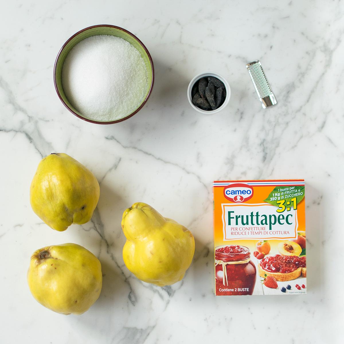confettura_mele_cotogne_fava_tonka_ingredienti