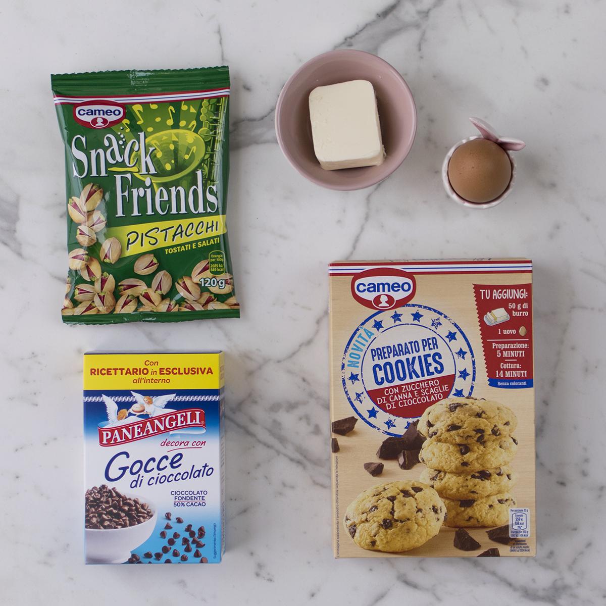 cookies_cioccolato_pistacchi_salati_ingredienti