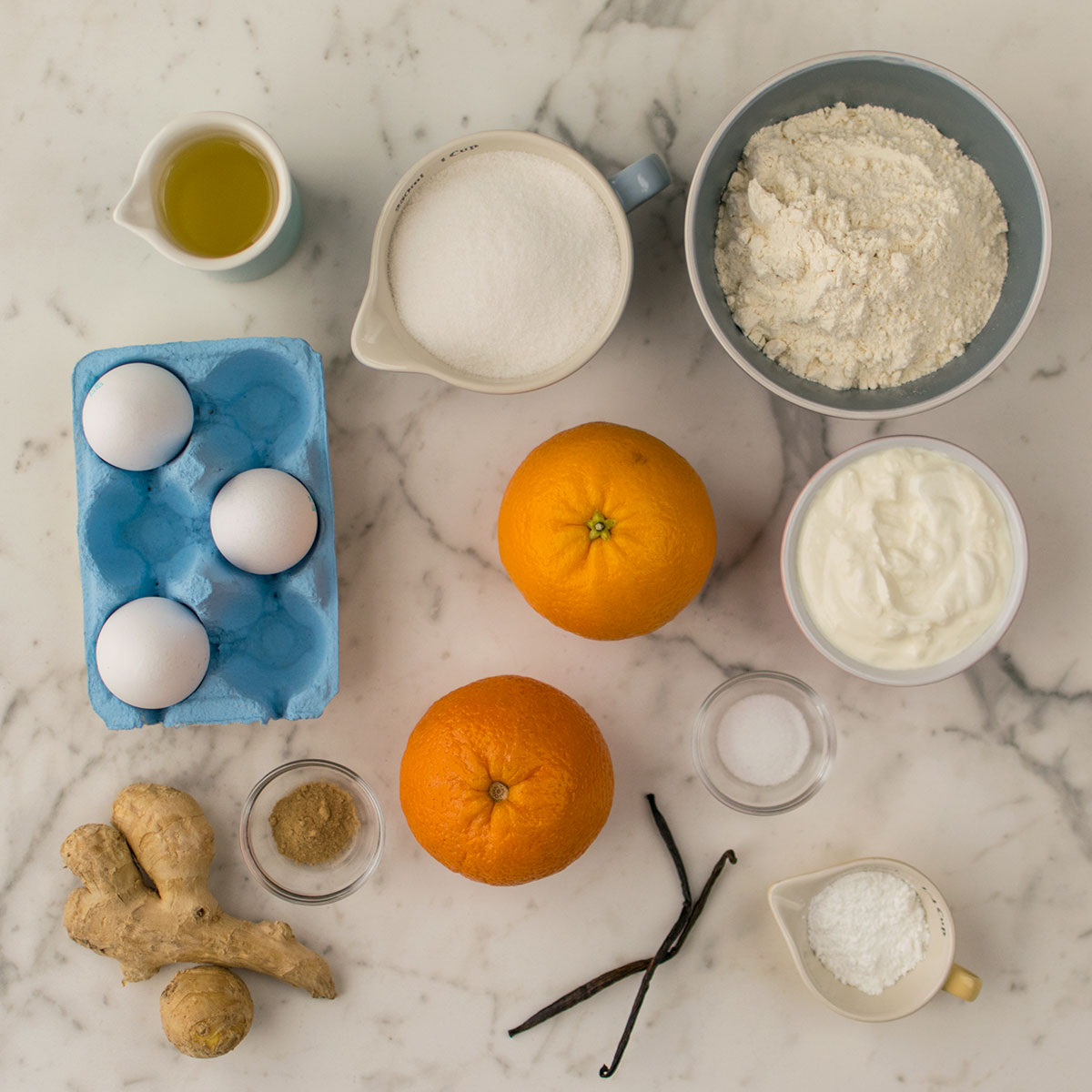 plumcake_arancia_zenzero_ingredienti
