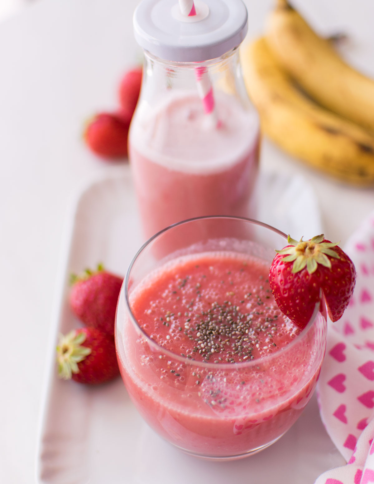 smoothie_fragole_banana_ricetta