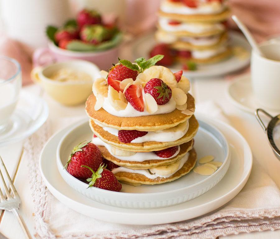 pancakes_fragole_banana_mandorle_ricetta_3
