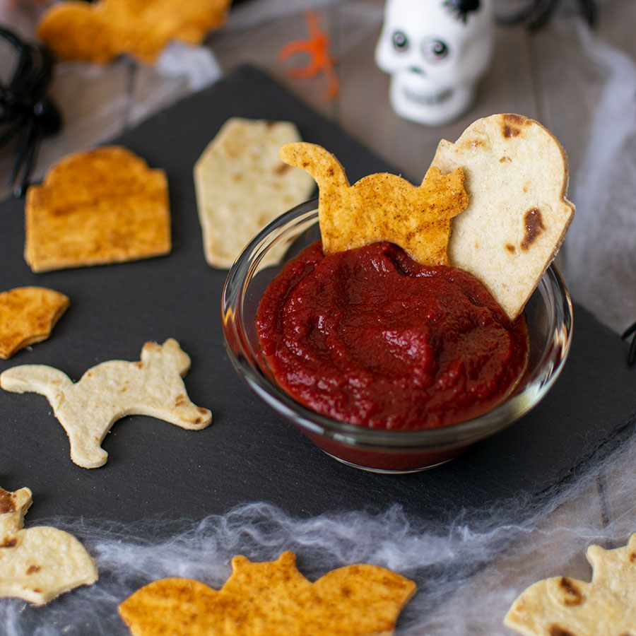 crackers_halloween_homemade_ketchup_ricetta_2