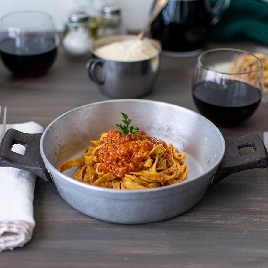 tagliatelle_integrali_ragù_vegetale_ricetta_2